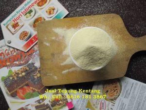 jual tepung kentang, jual potato flake