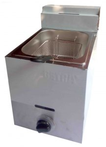 Getra Gas Deep Fryer