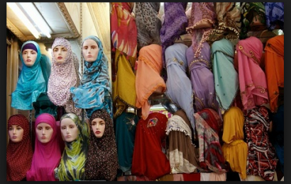 Belajar Bisnis Online Hijab Pasti Untung