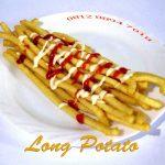 Peluang Usaha Long Potato