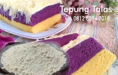 Tepung Talas WA 081288947018